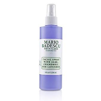 Mario Badescu Facial Spray Met Aloë, Kamille en amp; Lavendel 236ml/8oz