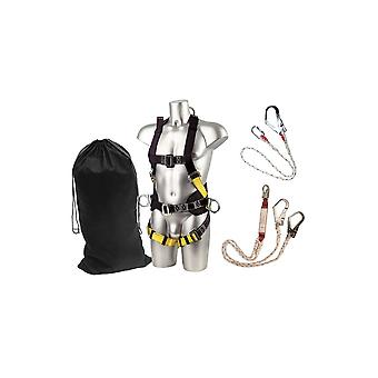 Portwest construction workwear safety harness kit fp65