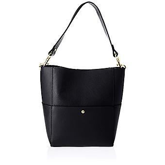 Piece 8820 Bags Black Women's shoulder bag 36x32x16 cm (W x H x L)