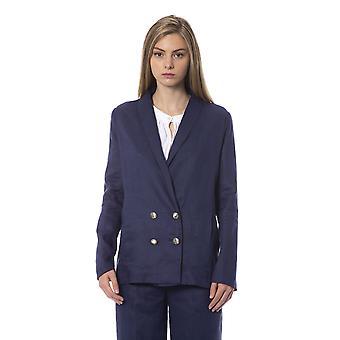 Women's Trussardi Blue Jacket