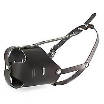 Julius K9 Bozal Piel Cerrado Talla 3 (Dogs , Collars, Leads and Harnesses , Muzzles)