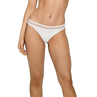 Louisa Bracq 44060 Women's Chantilly Embroidered Panty Thong