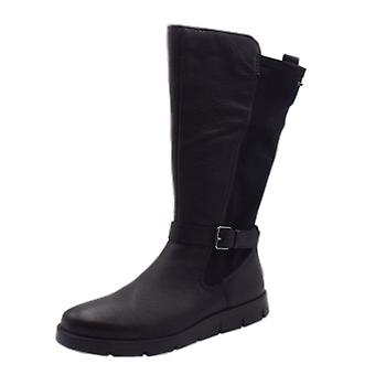 ECCO 282223 Bella Gore-tex Leather Long Boots In Black