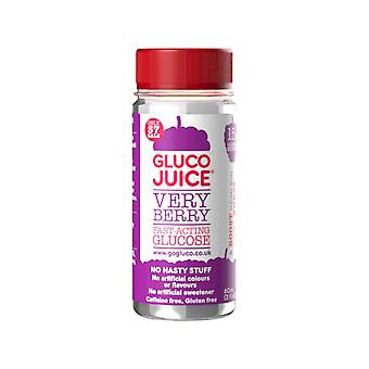 Gluco Juice Very Berry Fast Acting Glucose 60ml