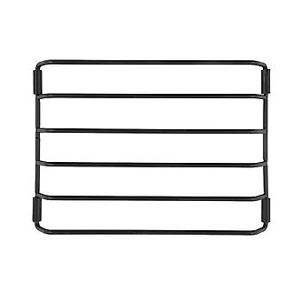 Day Decommissioning Grille Metal Black 24 x 17 cm