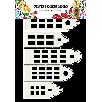 Hollanti Doobadoo Hollanti Card Art Card canal taloa A4 470.713.696