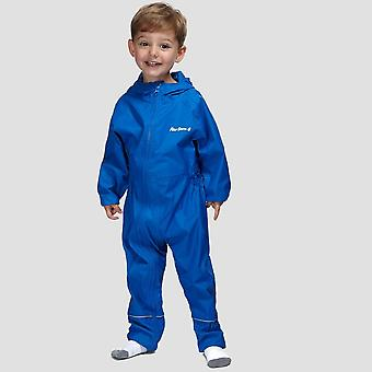 Új Peter Storm Kids vízálló suit kék