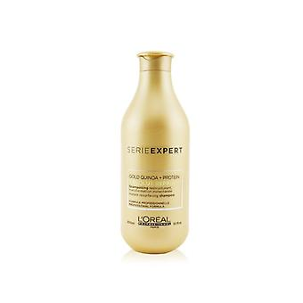 L'oreal Professionnel Serie Expert - Absolut Repair Gold Quinoa + Protein Instant Resurfacing Shampoo - 300ml/10.1oz