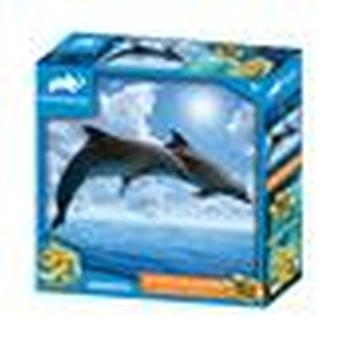 Delfiner Animal Planet Prime 3D pussel 150 stycken