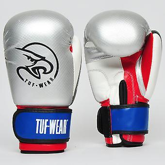 Tuf Wear Tornado Kids Safety Spar Glove Silver