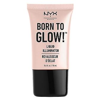 NYX PROF. MAKEUP Born to Glow vloeibare illuminator-Sunbeam