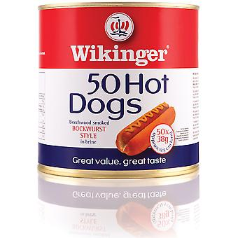 Wikinger Hot Dogs 5 inch