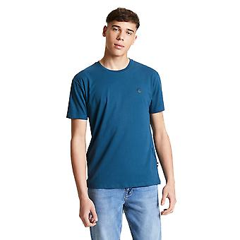 Dare 2b Mens Devout Cotton Jersey Small Logo T Shirt Tee