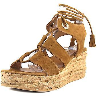 Andre Assous Brigitte Women's Sandal 9 B(M) US Cuero