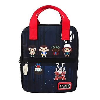 Loungefly x Stranger Things Upside Down Chibi Mini Sac à dos