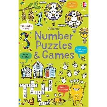 Number Puzzles and Games by Phillip Clarke