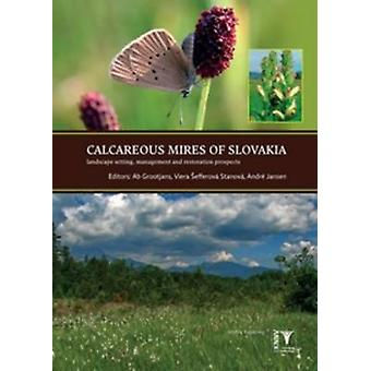 Calcareous Mires of Slovakia - Landscape Setting - Management and Rest