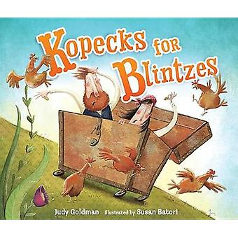 Kopecks for Blintzes by Judy Goldman - 9781467779876 Book
