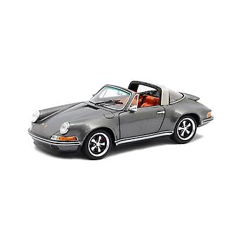 Porsche 911 Targa Singer Design (2014) Resin Model Car