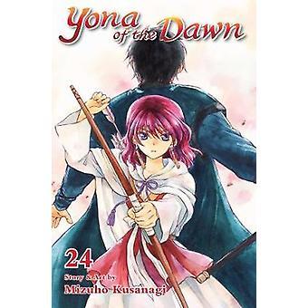 Yona of the Dawn - Vol. 24 von Mizuho Kusanagi - 9781974712519 Buch
