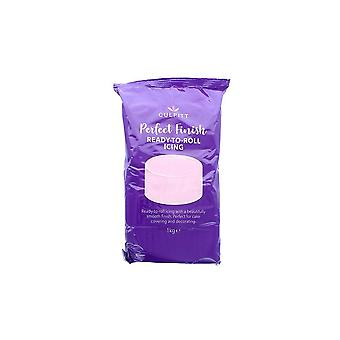 Culpitt cake versieren Sugar paste licht roze 1 X 1kg-single