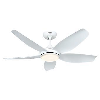 DC Deckenventilator Eco Volare 116 Weiß mit LED