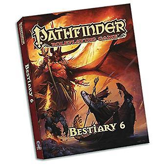 Pathfinder Roleplaying Game - Bestiary 6 Pocket Edition by Jason Bulma