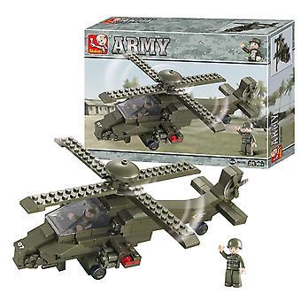 Ejército de Sluban, Kit - Helicóptero de Ataque