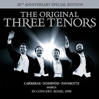 Original Three Tenors - The Original Three Tenors in Concert [20th Anniversary Special Edition] [CD] USA import