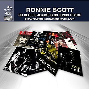 Six Albums Classiques [CD] Usa import