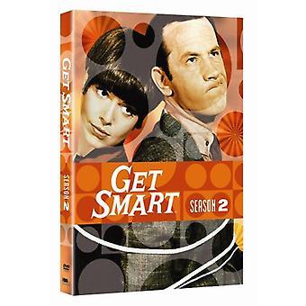 Get Smart - Get Smart: Säsong 2 [DVD] USA import