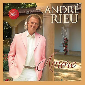 Rieu*Andre / Johann Strauss Orchestra - Amore [CD] USA import
