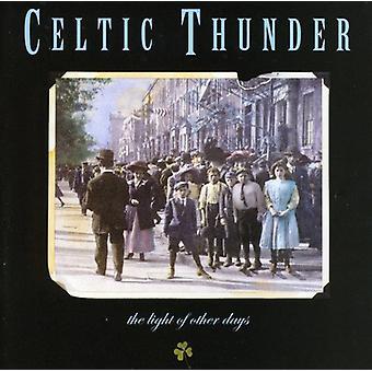 Celtic Thunder - Light of Other Days [CD] USA import