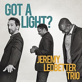 Jeremy Ledbetter - Got a Light [CD] USA import