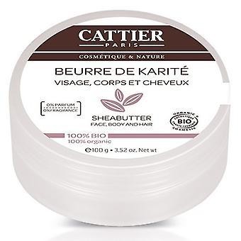 Cattier Karite Butter Bio