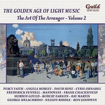 Art Of The Arranger Vol. 2 [CD] USA import