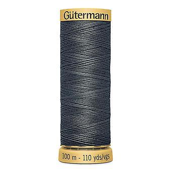 Gutermann 100% naturlig bomuldstråd 100m hånd- og maskinfarvekode - 5104