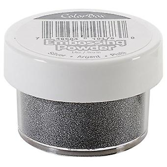 Clearsnap ColorBox Embossing Powder Silver