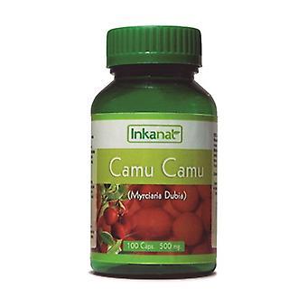 Camu camu 100 capsules of 500mg
