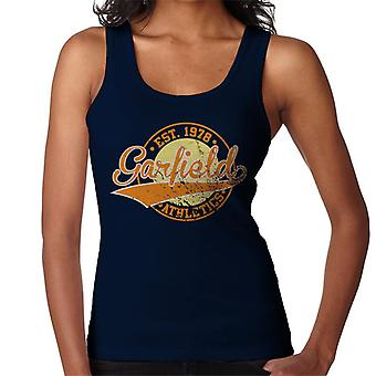 Garfield Athletics Logo Established 1978 Women's Vest