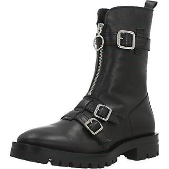 Alpe Boots 4084 Zwart