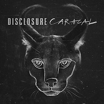 Divulgazione - Caracal (doppio vinile Gatefold) [Vinyl] USA importare