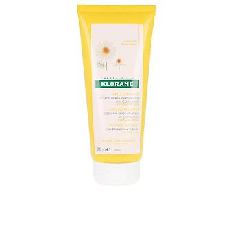 Klorane Blond Faits saillants Conditionneur avec camomille 200 Ml Unisex