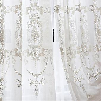White Curtains For Living Room Window Lace Curtains