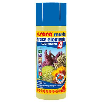 Sera Marin Component 4 Trace Elementos Kationics (Fish , Maintenance , Water Maintenance)