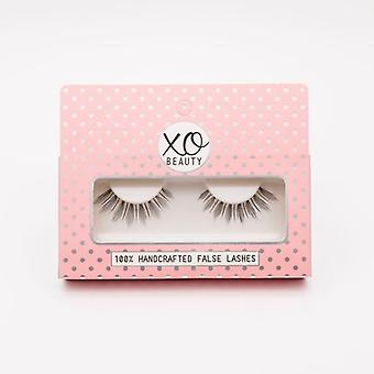 xoBeauty False Lashes - The Heiress - Dramatic Ultra Curled Winged Out