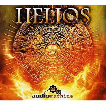 Audiomachine - Helios [CD] USA import
