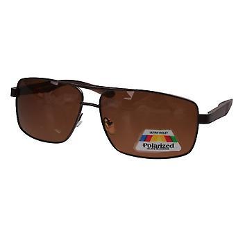 Gafas de sol Unisex Smoke/Brown (PZ20-093)