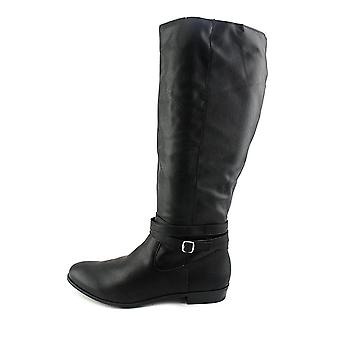 Style & Co. Womens Leather Closed Toe Ankle Fashion Boots