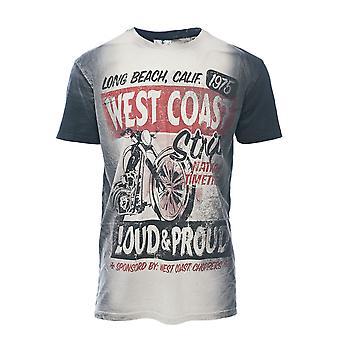 West Coast Choppers Men's T-Shirt The Strip
